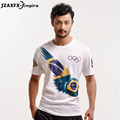 camiseta brasil Men Printing 3D Brazil Flag T-Shirt Short Sleeve O Neck Top Tees BR T Shirt High Quality brasil shirts