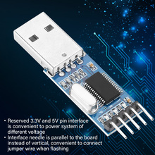 3pcs/Lot USB To TTL Converter Module STC MCU Downloader Adapter to