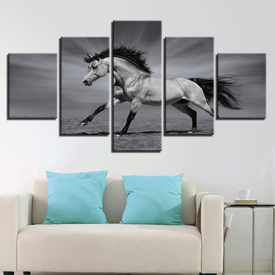 Aliexpress Com Buy Wall Art Modular Frame Paintings 5