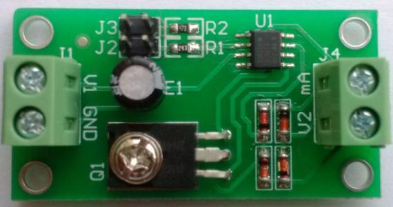 Voltage to current module 0-5V 0-10V to linear 0-20mA/4-20mA current transducer hall current sensor transducer current sensors output 4 20ma 0 5v 0 250a 25mm hole diamter