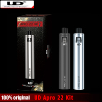 Youde UD Apro 22 Kit com 2500 mAh Da Bateria Original e 2 ml Atomizador Caneta Vape Cigarro Eletrônico VS Smok Pen 22 Kit