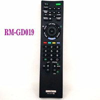 Original Used TV Remote Control RM GD019 FOR SONY TV LCD LED TV WITH 3D