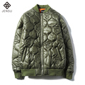 2016 Men Padded Jackets and Coats Jaqueta Masculina Men's Casual Fashion Slim Fit Plus Size Winter Cotton Veste Homme Jackets