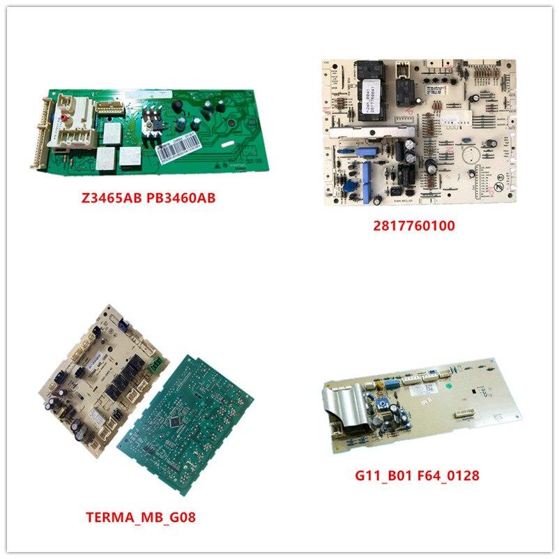 2817760100/GV7-2838360101 TERMA_MB_G08/G11_B01 F64_0128/Z3465AB PB3460AB Buon Funzionamento Provato2817760100/GV7-2838360101 TERMA_MB_G08/G11_B01 F64_0128/Z3465AB PB3460AB Buon Funzionamento Provato