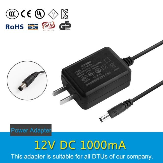 12V1A power adapter DTU power adapter