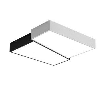 Art géométrique créatif led éclairage plafonnier pour salon lampe étude couloir balcon éclairage de plafond IY108226