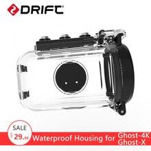 Drift cámara de deportes de acción 40M carcasa resistente al agua para fantasma 4K y fantasma X