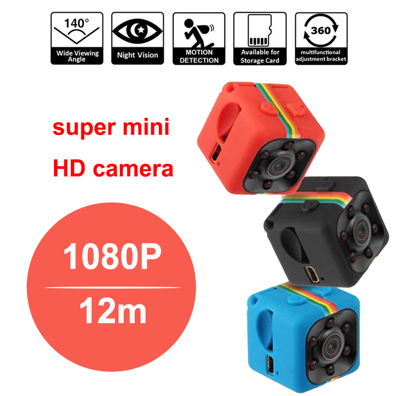 Newest SQ11 Mini camera HD 1080P Cam Night Vision Mini Camcorder Action Camera DV Video voice Recorder Micro Cameras PK SQ8