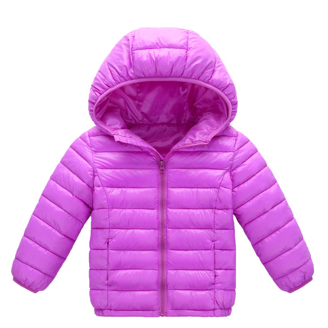 Down Cotton Coat Baby