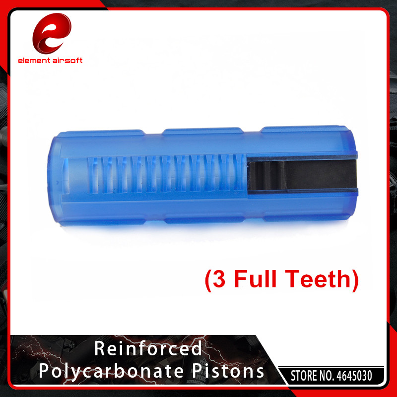 Element 15 Teeth 3 Steel Teeth For Airsoft AEG Gearbox Ver 2/3 Hunting Accessory GB03003