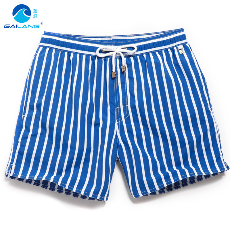 2018 Estate praia Mens Shorts fodera in mesh sudore bermuda masculina Mens Sports Short Shorts in spiaggia per uomo Shorts fodera di marca