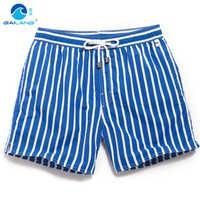 2018 Summer praia Mens Shorts liner mesh sweat bermuda masculina Mens Sports Short Beach Shorts for Men Brand liner Shorts