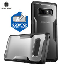 SUPCASE Für Samsung Galaxy Note 8 Fall UB Serie Premium Hybrid TPU Bumper + PC Zurück Fall Schutzhülle Für galaxy Note 8
