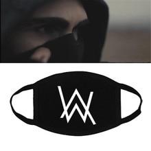 Alan Walker Mask Dustproof Breathable Women Men Riding Mask Fashion Accessories alan walker bergen