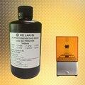 Venta caliente De Fundición líquida/Cera resina para LCD/SLA 3d impresora 1000 ml