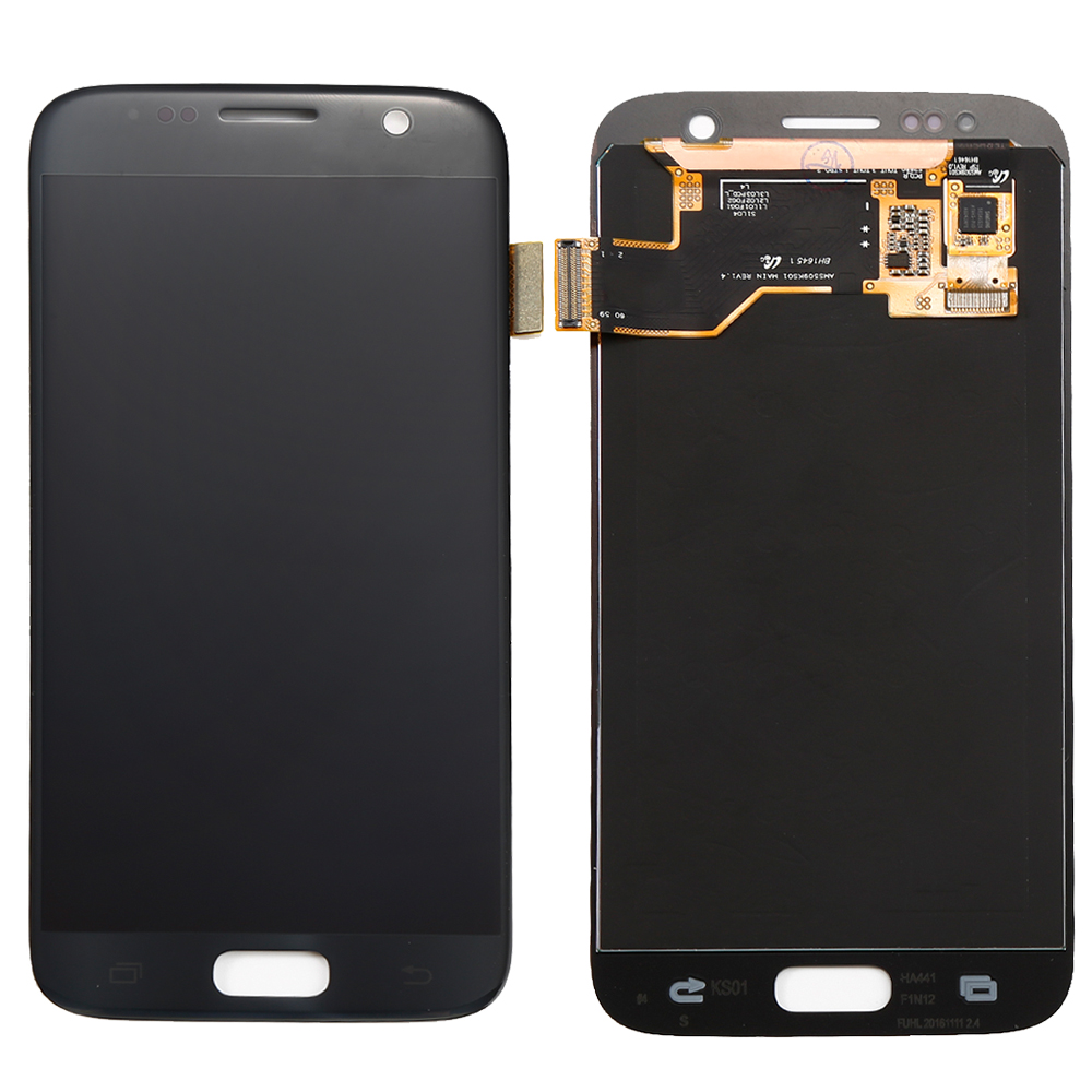For SAMSUNG Galaxy S7 LCD G930 G930F Touch Screen Digitizer display assembly Original refurbished LCD Replacement parts