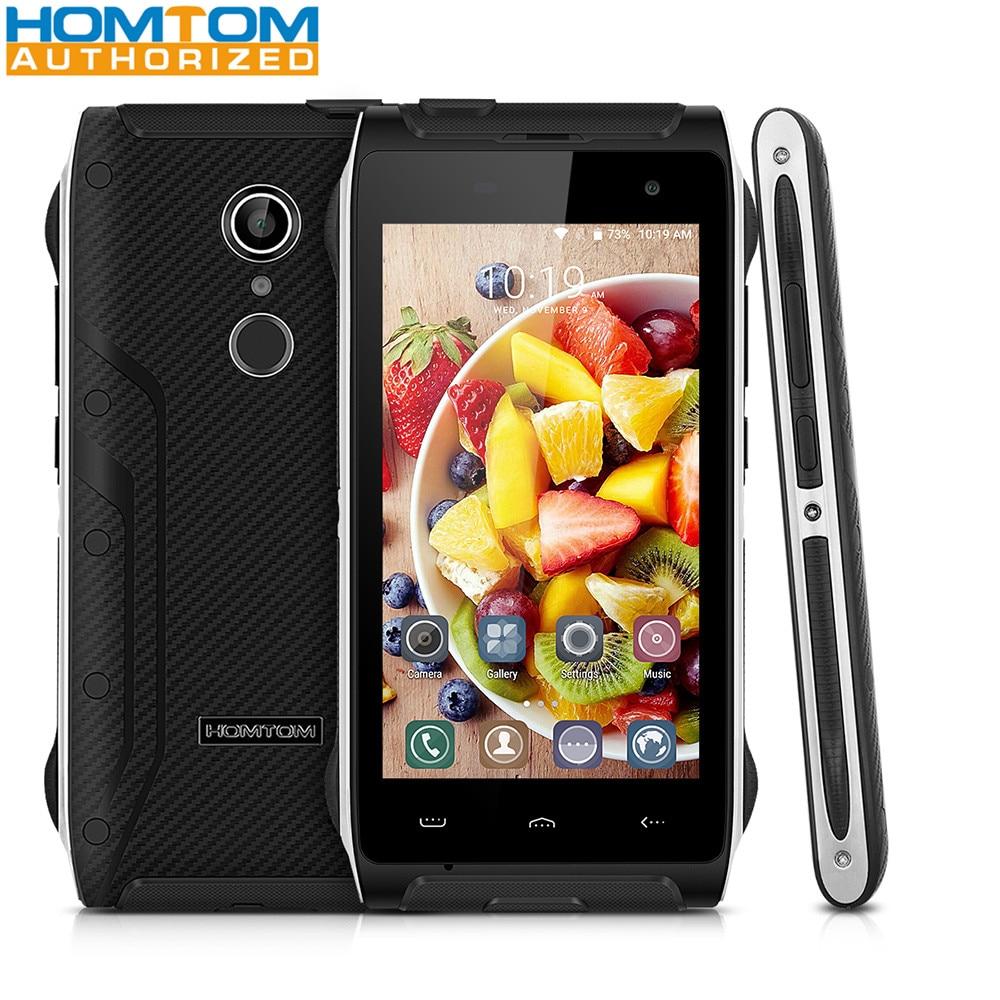 HOMTOM HT20 Pro 4G Smartphone IP68 Waterproof 4.7 inch