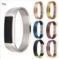 Новое Прибытие 4 Цвета Металла 316 Часы Из Нержавеющей Стали Группа Замена Ремешок Для Fitbit Альта Трекер Браслет Высокого Качества