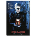 HELLRAISER Art Silk Poster Print 13x20 24x36 inch Jason Voorhees Classic Horror Movie Picture for Room Wall Decor 004