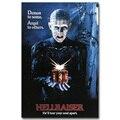 HELLRAISER Arte de Seda Impresión Del Cartel 13x20 24x36 pulgadas Jason Voorhees Clásico del Cine de Terror Imagen para Sala Decoración de la pared 004