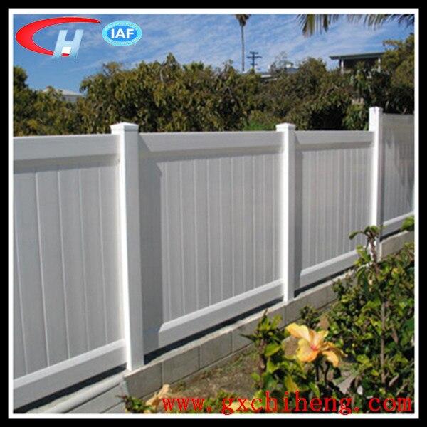 Prezzo basso di vendita calda giardino recinzioni privacy pvc in prezzo basso di vendita calda - Recinzioni privacy giardino ...