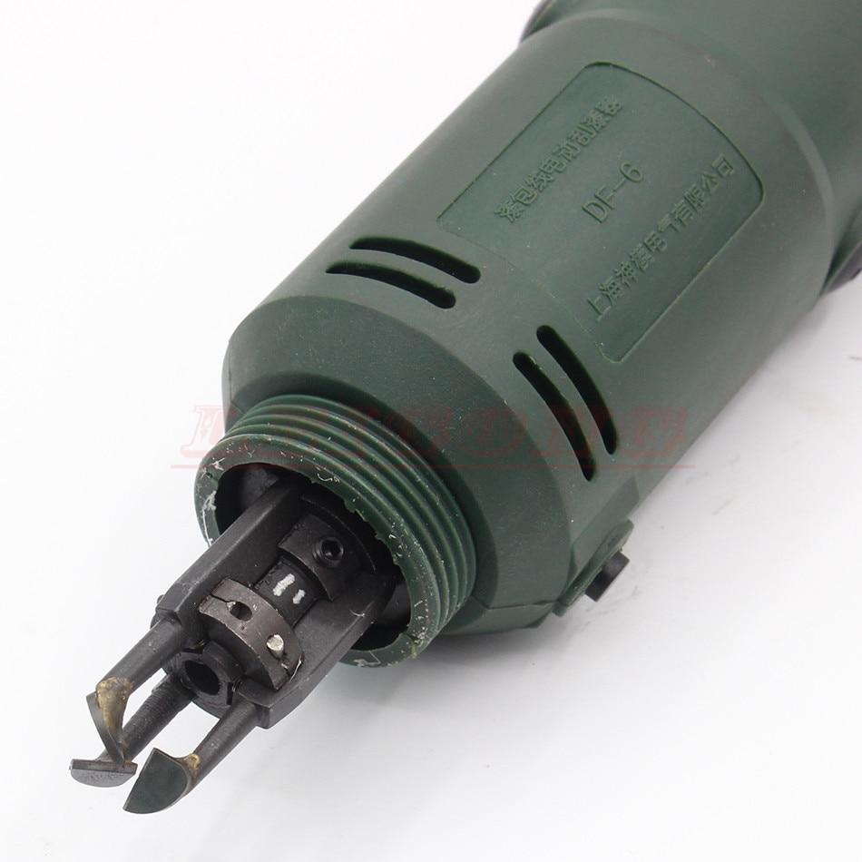 110v / 220v DF 6 Enameled Wire Stripping Machine, Varnished Wire ...