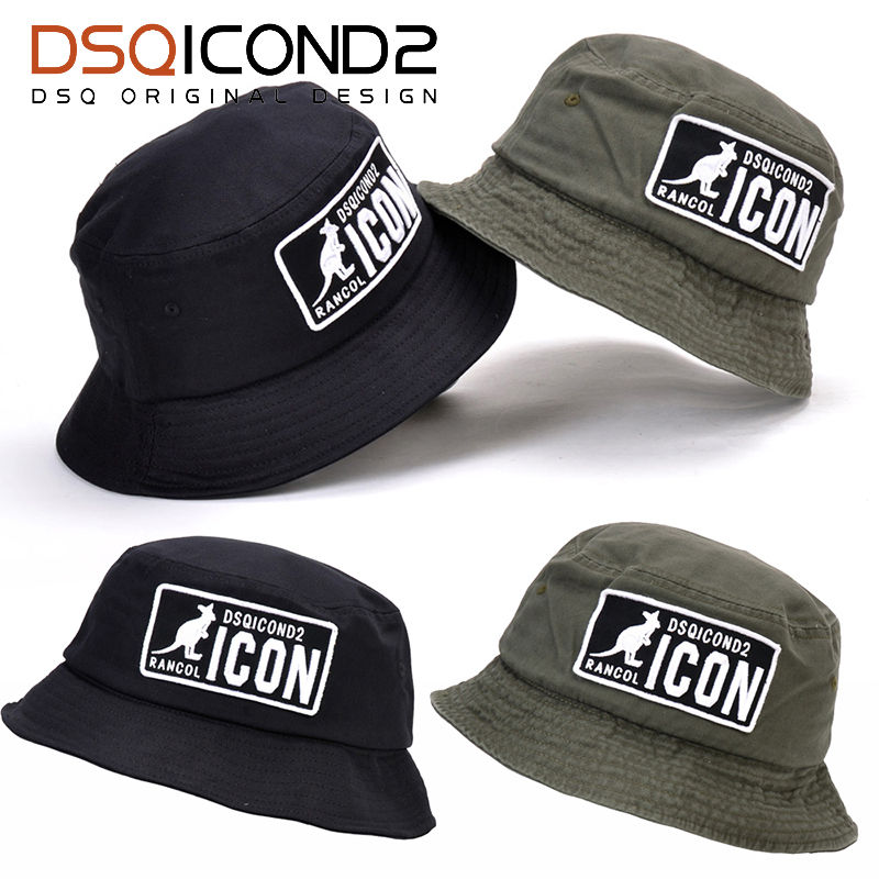 DSQICOND2 Summer Cotton ICON Letter   Baseball     Caps   for Mens Women Outdoor DSQ Animal Kangaroo Snapback Hip Hop Dad Trucker Hat