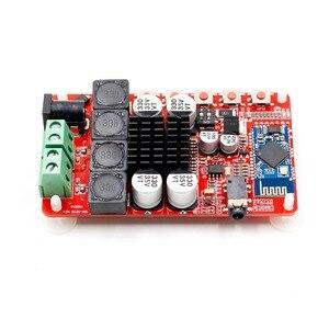 Image 3 - 25 Вт + 25 Вт TDA7492 CSR8635 беспроводной Bluetooth 4,0 аудио приемник усилитель плата NE5532 Preamp