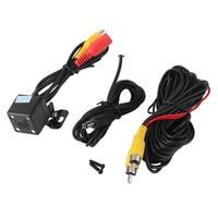 Universal Waterproof Car Rear View Camera 150 Degree HD CCD 4 LED Night Vision Night Parking