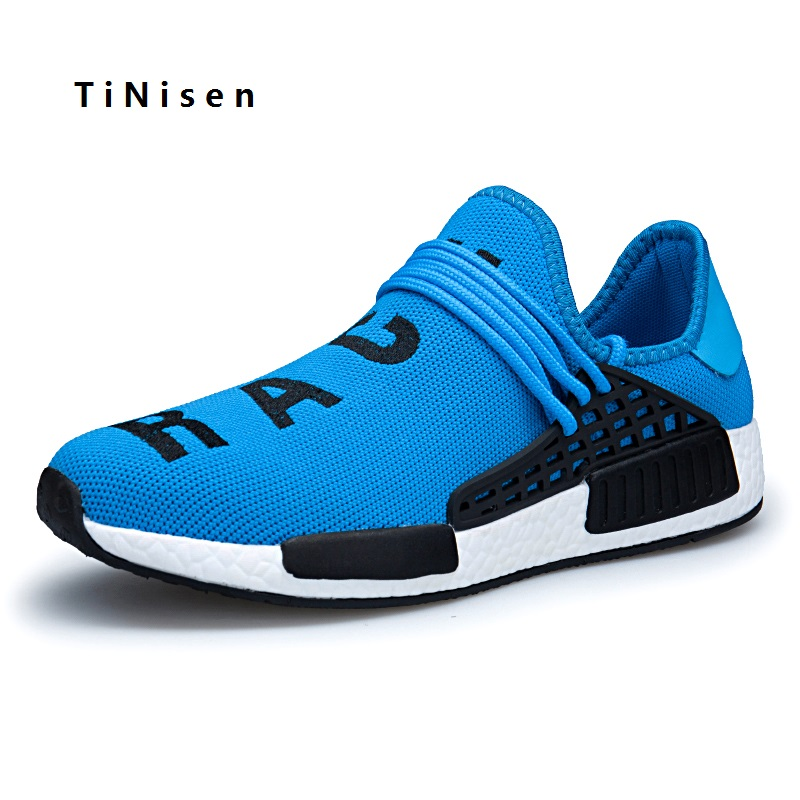 2018 human race shoes mens casual shoes hot sale Breathable Summer Light shoes Hard-Wearing Four-color are availa