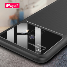 ФОТО ipngve for samsung galaxy s9 / s9 plus case new arrivals tempered glass+soft tpu back cover case phone bag coque fundas