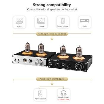 Mini Röhrenverstärker | Hifi Fieber Amplificador Audio Pre Verstärker Rohr Vorverstärker 6N3 Mini Rohr Amp Musik Sound Kopfhörer Preamp DIY Heimkino