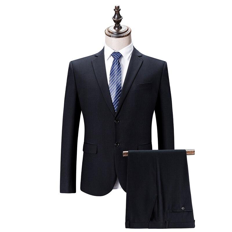 Blazer + nadrág férfiaknak Professzionális klasszikus stílusú - Férfi ruházat