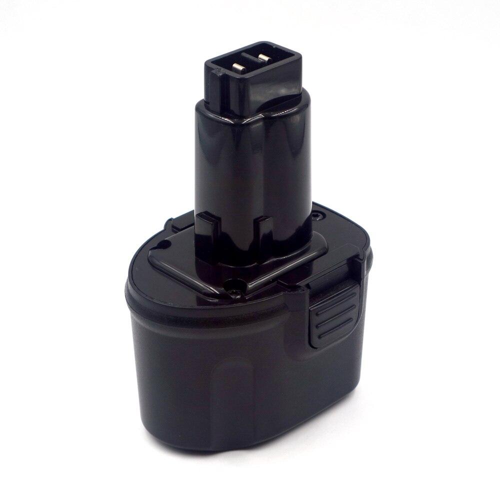 power tool battery dew 7.2V 3000mAh Ni-Mh DE9057,DE9085,DW9057,DW925K2,DW920K,DW925K,DW968K,DW980K