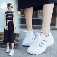 Hemmyi 2017 Fashion Women Shoes Luxury Brand Tenis Feminino Sapato Womans Casual Shoe Basket Femme Superstar Shoe White Shoes