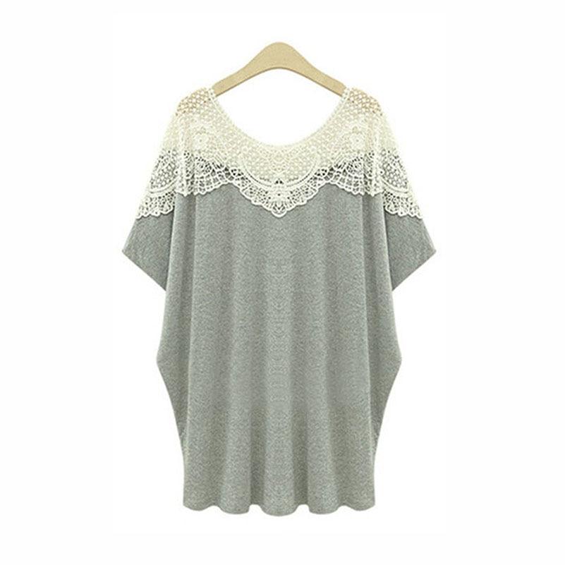 Plus Size T Shirt Women Cotton Tee Shirt Femme Camisas