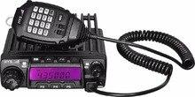 HYS VHF 136-174MHz or UHF 400-470MHz Walkie Talkie Car Vehicle Radio FM Transceiver Mobile Radio TC-135 FM Transceiver