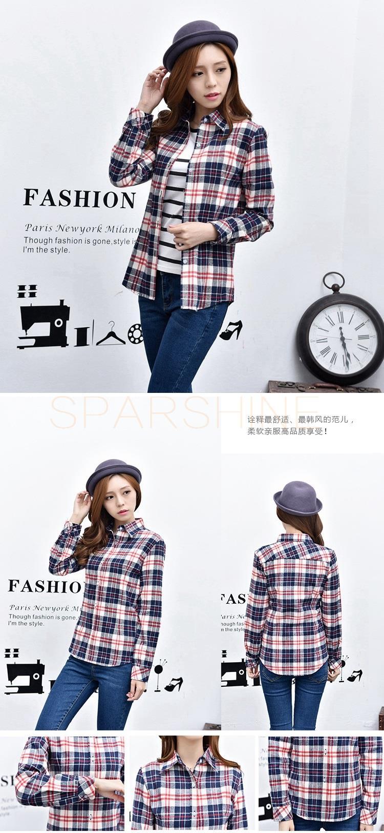 HTB1nlLwLFXXXXX.XpXXq6xXFXXXp - Girl's Plaid Flannel Shirt PTC 67