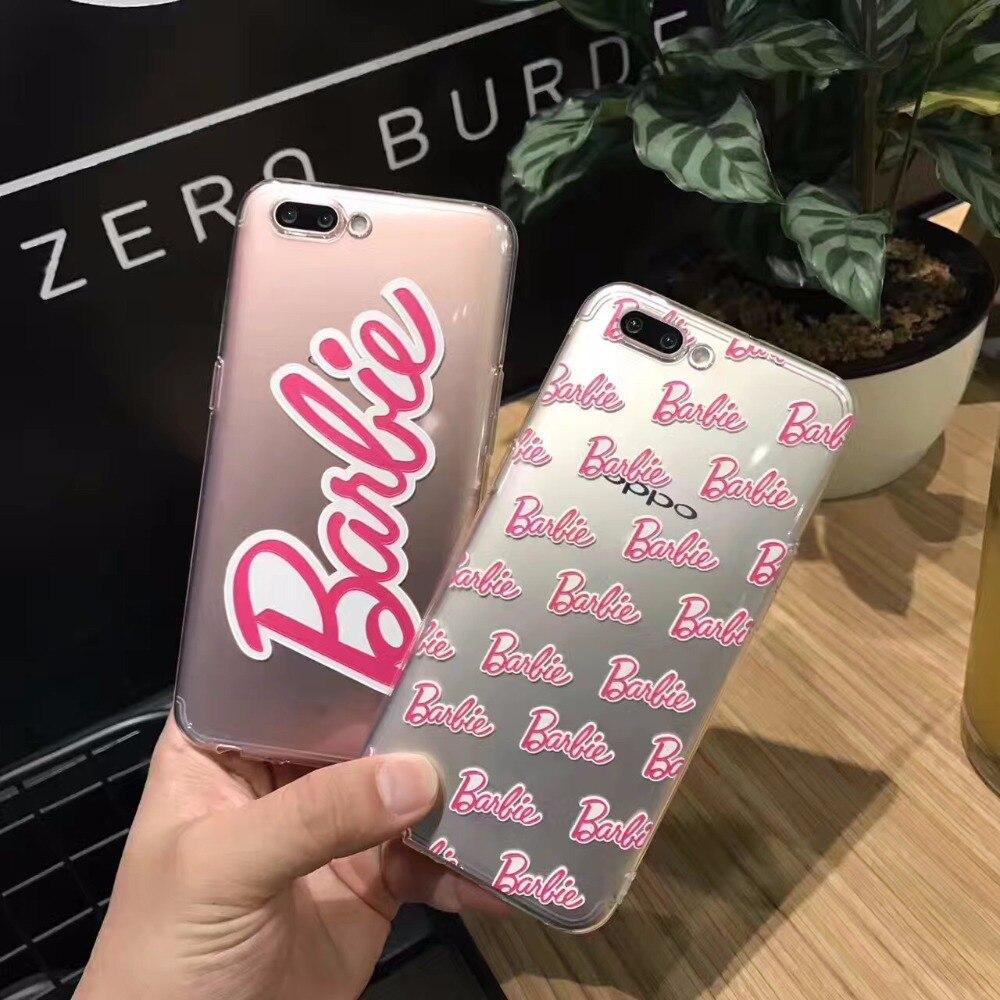 barbie iphone 7 case