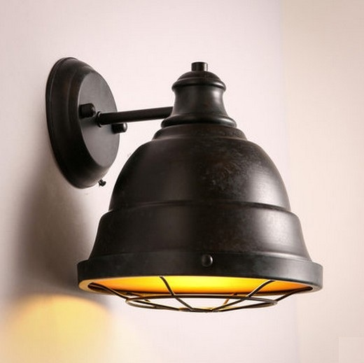 Antique Loft Style Vintage LED Wall Light Fixtures Iron Wall Sconce For Bedside Wall Lamp Indoor Lighting Lampara loft style iron edison wall sconce industrial lamp wheels vintage wall light fixtures antique indoor lighting lampara pared