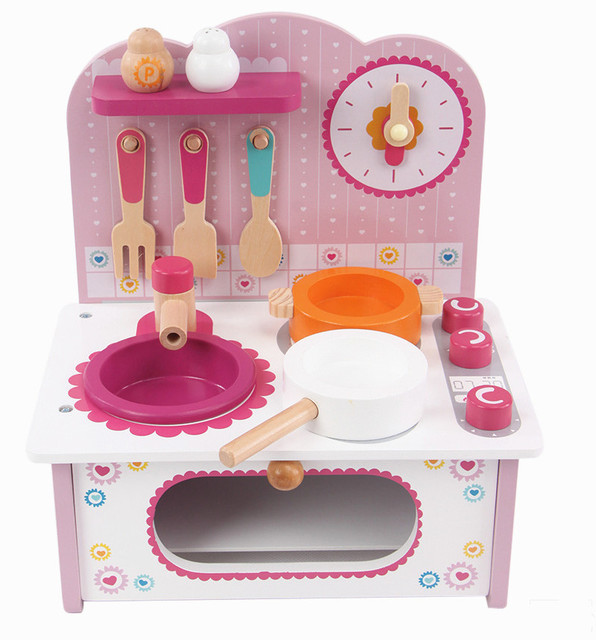baby toys new arrivel kitchen set my little kitchen wooden toys