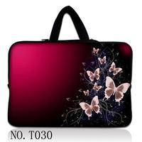 Butterfly Hot Design 15 Laptop Notebook Bag Sleeve Case Cover For 15 4 15 6 Dell