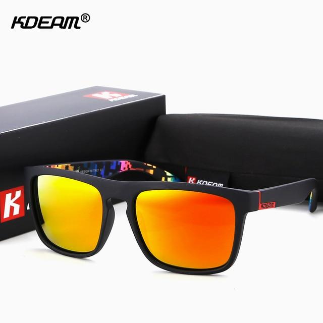 ColorDazzles Desporto Óculos Polarizados Homens Óculos de Sol Máscaras de  Pintura Para As Mulheres de Óculos b271d8575f