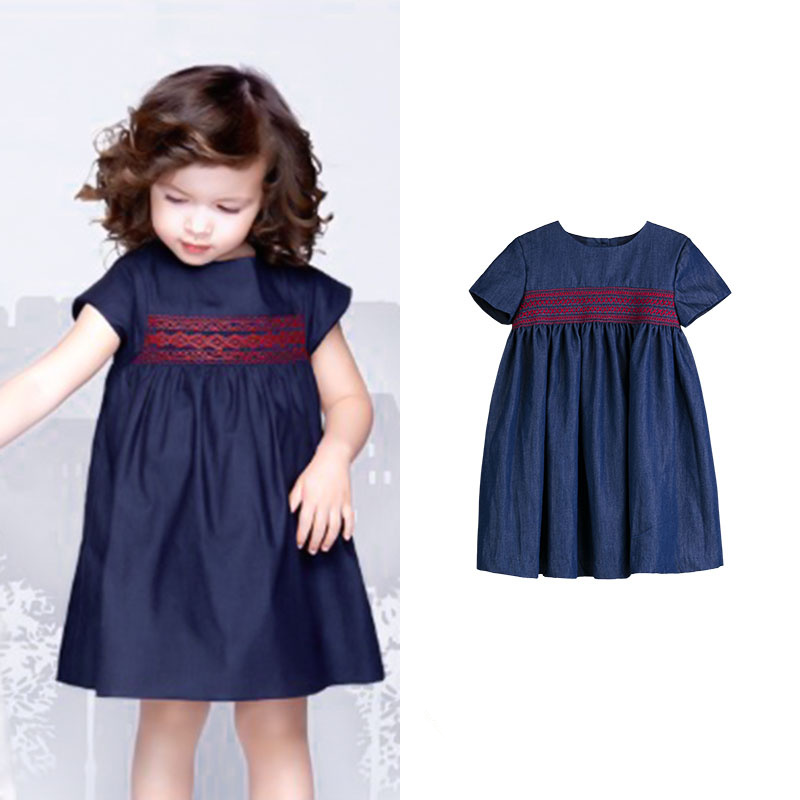 43ce6a8ee Girl cotton clothes School baby clothes 2-7years ~ Perfect Sale June 2019