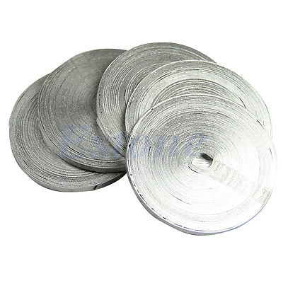 1Rolls Magnesium Ribbon High Purity Lab Chemicals 99.95% 25g 70ft New Dropship