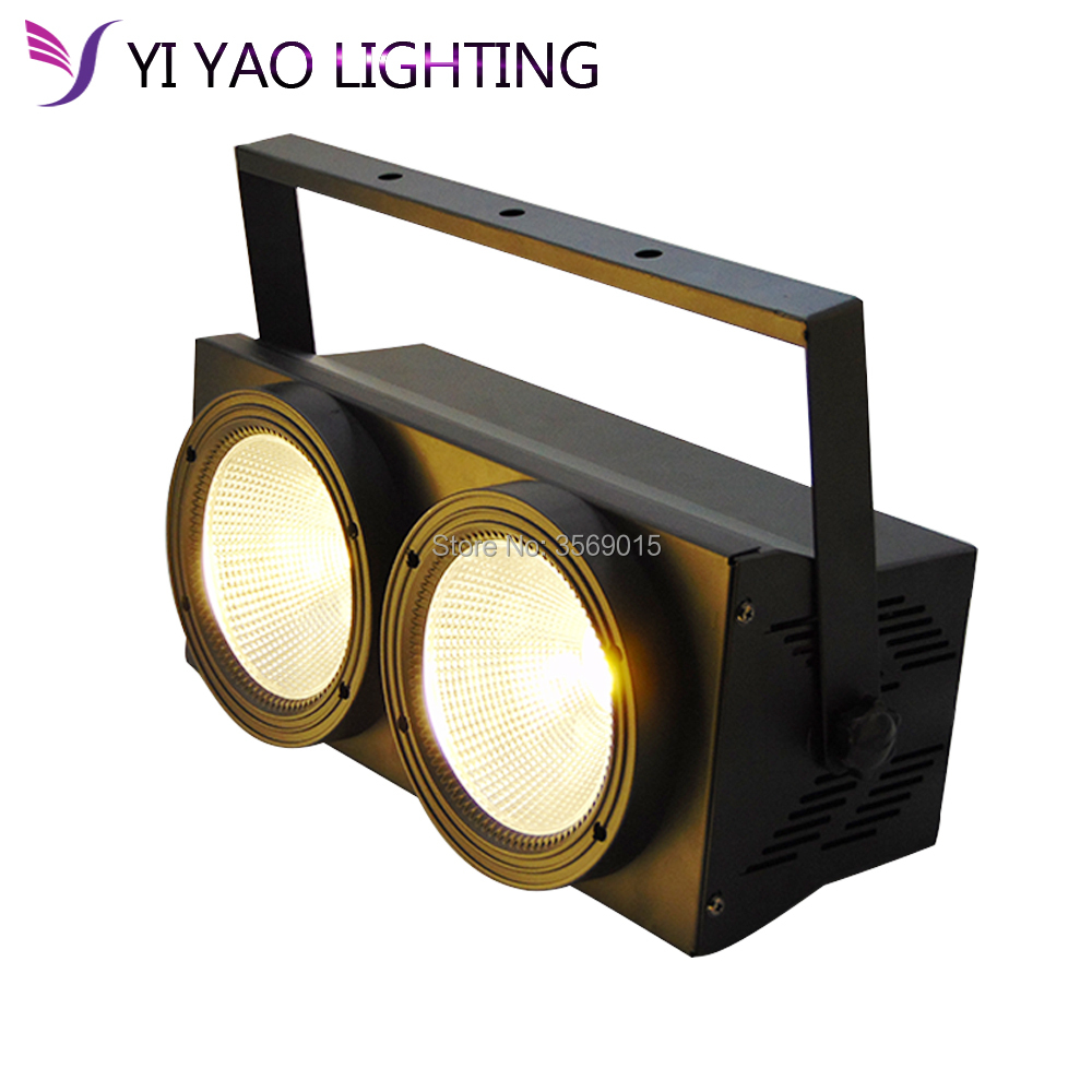 COB LED Par Light With 2 DMX Professional Stage Dj Disco Waterproof 2x100W Outdoor UseCOB LED Par Light With 2 DMX Professional Stage Dj Disco Waterproof 2x100W Outdoor Use