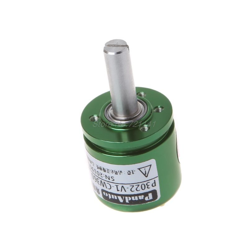 Image 1 - DC 5V Hall Angle Sensor Non contact Industrial 0 360 Degree Rotation Angular displacement Sensor-in Sensors from Electronic Components & Supplies