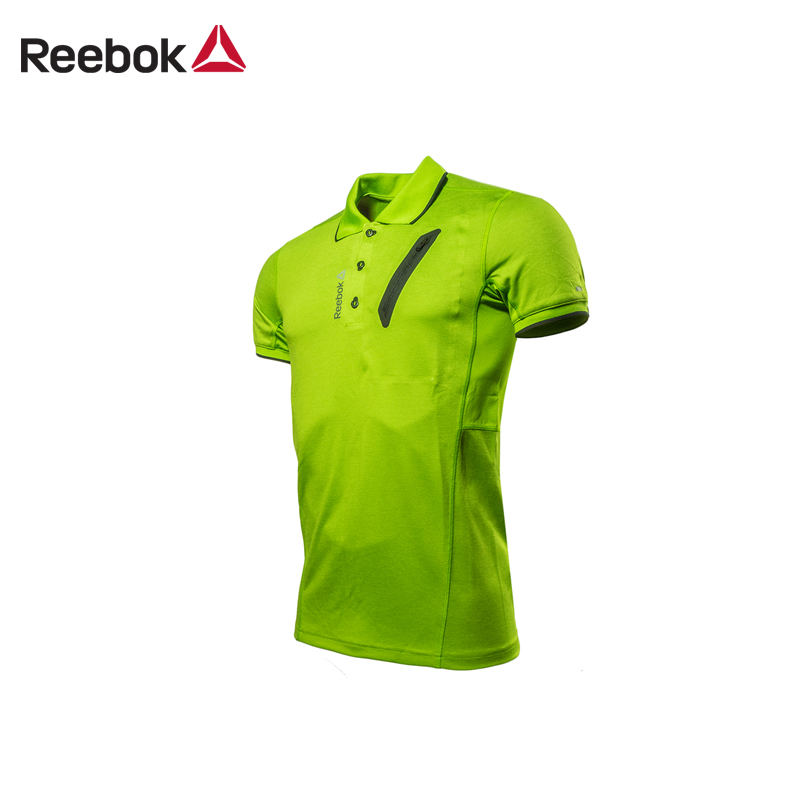 Male Polo REEBOK AP2548 sports and entertainment for men 10 pcs d sub vga db 15 pin male solder type connector socket 2 rows db15f male