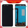 Black White Full LCD display For Vodafone Smart Prime 7 VFD600 With Touch screen digitizer assembly  Replacement Free Tools