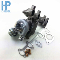 Complete turbo charger 713672 For Audi A3 1.9 TDI ALH AHF 81/66KW 713672-0002 713672-0003 turbine 038253019C 713672-0004 768331-
